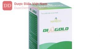 Viên uống hạ đường huyết DiAgold