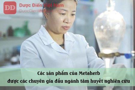 Metaherb có chất lượng không?