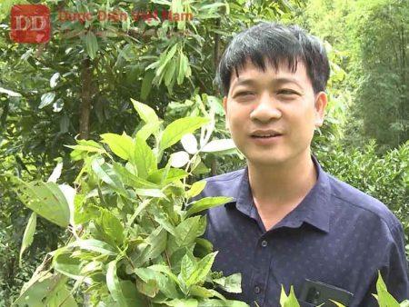 Bác sĩ Vũ Công Phú - người nổi tiếng với sản phẩm được bào chế từ bài thuốc Đông y có tên là Cao Vị Nhân, trong thành phần này cũng có sói rừng, xạ đen và một số loại thảo dược khác.
