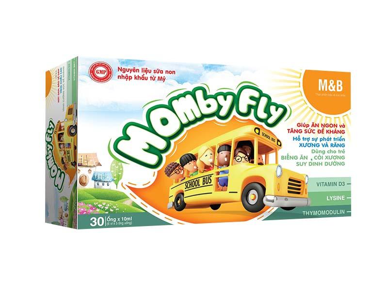 Hộp sản phẩm MombyFly